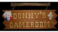Donny's gameroom