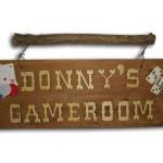Donny gameroom